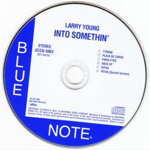 IlGiradischi.com - Larry Young Into Somethin '