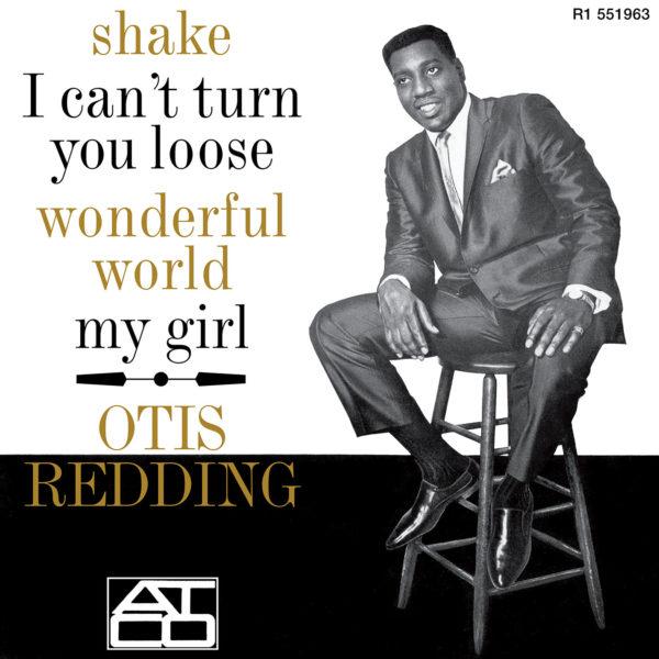 IlGiradischi.com - Otis Redding Shake (black friday)