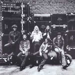 allman Brothers Band At Fillmore East 1