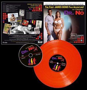 IlGiradischi.com - Norman Monty Dr. No Color Vinyl  180 gr. Limited Edition