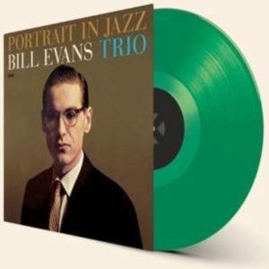 Bill Evans Portrait in Jazz Color Vinyl 180 Gr. Limited Edition 2