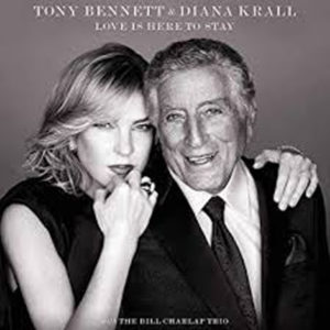 Diana Krall Tony Bennett Love is here to stay 4
