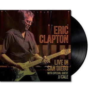 Eric Clapton Live in San Diego 1