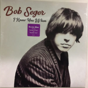Bob Seger I Knew You When 1