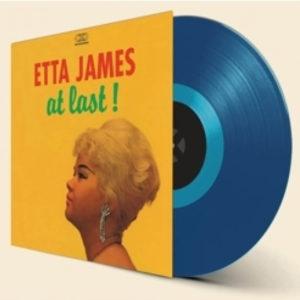Etta James At Last Color Vinyl 180 Gr. Limited Edition 1