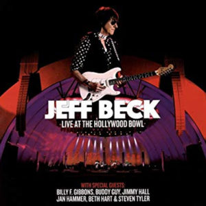 Jeff Beck Live At The Hollywood Bowl 1