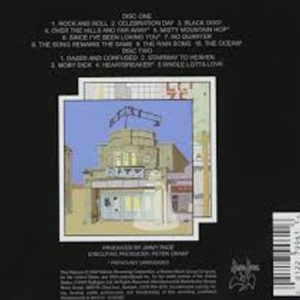 Led Zeppelin The song remains the same (Cofanetto) 1