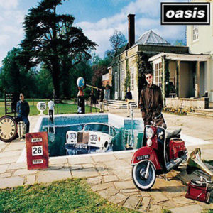 Oasis Be here now (Remastered) 1