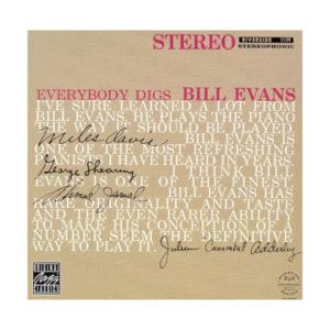 Bill Evans Everybody Digs 1