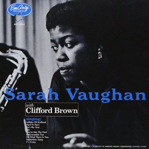 Sarah Vaughan with Clifford Brown 1