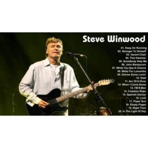 Steve Winwood : Winwood Greatest hits 1