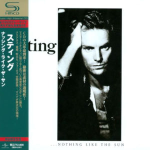Sting Nothing Like The Sun 2