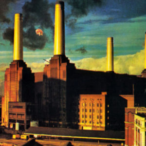 Vinili Pink Floyd Animals 6