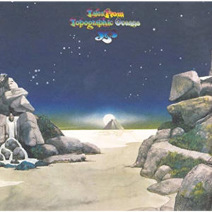YES Tales From Topographic Ocean 2