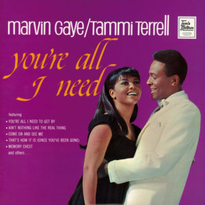IlGiradischi.com - Marvin Gaye You're All I Need to Get By