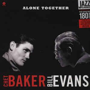 IlGiradischi.com - Vinili Chet Baker & Evans Bill Alone Together