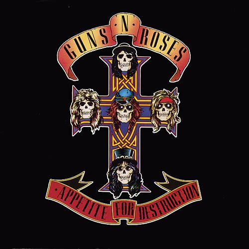 IlGiradischi.com - Guns N' Roses Appetite For Destruction