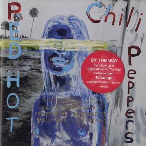 IlGiradischi.com - Red Hot Chilli Peppers By the Way