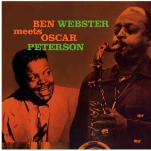 IlGiradischi.com - Vinili Ben Webster Meets Oscar Peterson
