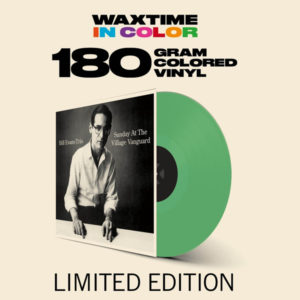 Bill Evans Sunday at the Village Vanguard Color Vinyl 180 gr. Limited Edition 3