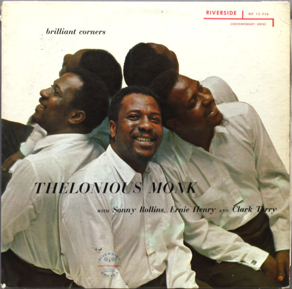 IlGiradischi.com - LP Thelonious Monk: Brilliant Corners