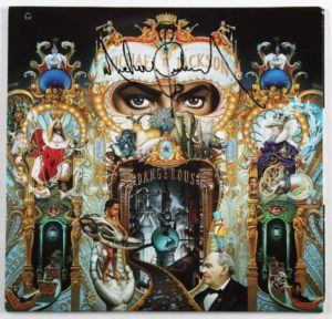 IlGiradischi.com - Michael Jackson Dangerous (180 gr)