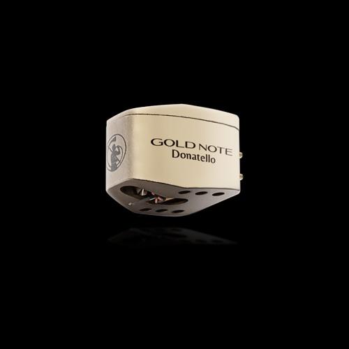 IlGiradischi.com - Testina Gold Note Donatello Gold