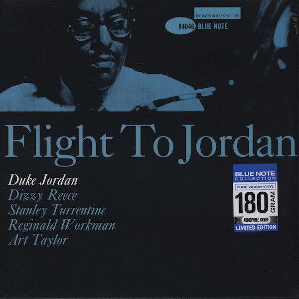 IlGiradischi.com - LP Duke Jordan Flight to Jordan