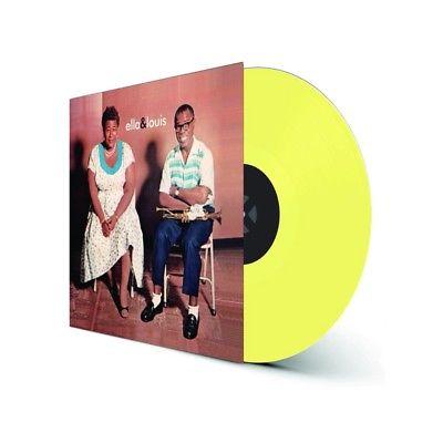 IlGiradischi.com - Ella Fitzgerald  and Louis Armstrong Ella and Louis Color Vinyl 180 gr. Limited Edition