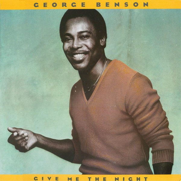 IlGiradischi.com - Vinili George Benson Give me the night
