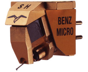 IlGiradischi.com - Testine Benz Micro Glider S High