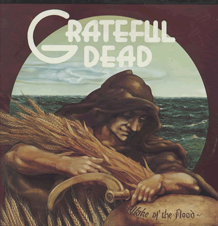 IlGiradischi.com - Grateful Dead Wake of the flood