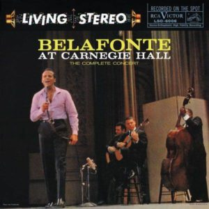 IlGiradischi.com - Harry Belafonte Belafonte At Carnegie Hall