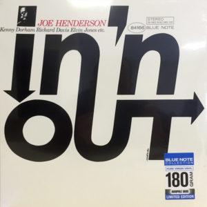 IlGiradischi.com - Joe Henderson In 'n Out