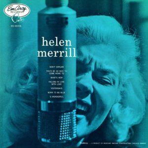 IlGiradischi.com - Helen Merrill : Helen Merrill With Clifford