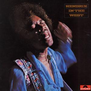 Jimi Hendrix In the West (180 gr) 3