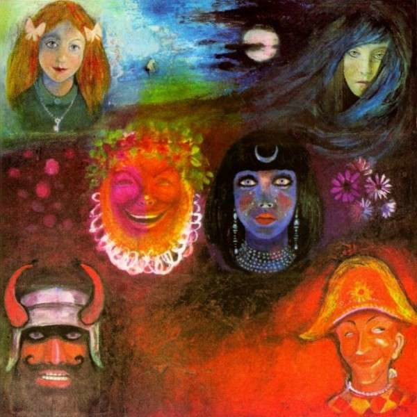 IlGiradischi.com - King Crimson in the Wake of Poseidon