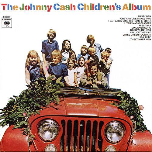IlGiradischi.com - Johnny Cash The Johnny Cash Children's
