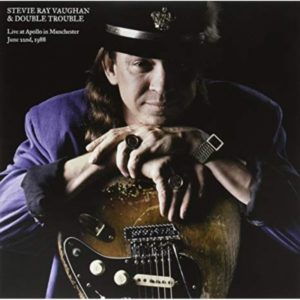 Stevie Ray Vaughan Live at Apollo in Manchester 1