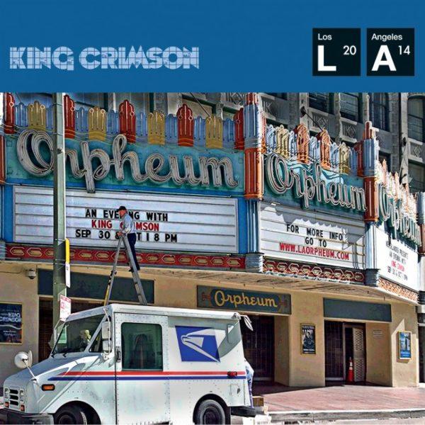 IlGiradischi.com - King Crimson Live At The Orpheum (200 gr.)