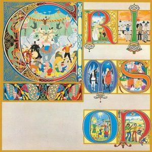 IlGiradischi.com - King Crimson Lizard