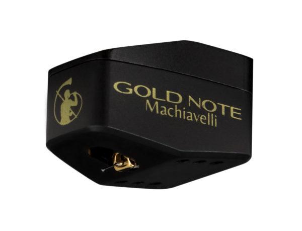 IlGiradischi.com - Testina Gold Note Machiavelli Gold