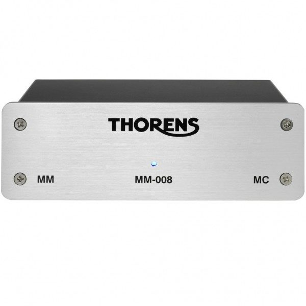 IlGiradischi.com - Preamplificatore Phono Thorens MM008