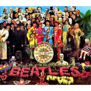 Beatles Sgt. Pepper's Lonely hearts 2