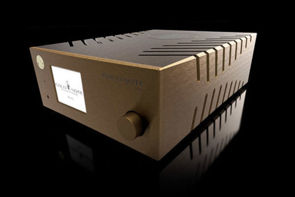 IlGiradischi.com - Preamplificatore Phono Gold Note PH-1 MM&MC