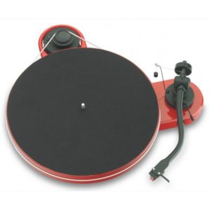 Giradischi Pro-Ject RPM 1 Carbon 2M Red
