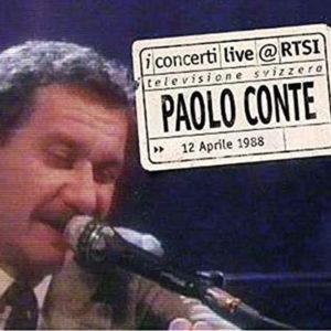 Paolo Conte Concerto Live @ Rsi 12 Aprile 1988 1