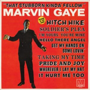 Gaye Marvin That Stubborn Kinda Fellow 1