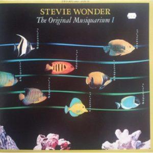 Stevie Wonder Original Musiquarium 1