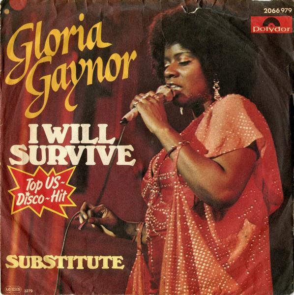 IlGiradischi.com - Gloria Gaynor I Will Survive